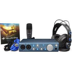 PRESONUS AudioBox iTwo Studio - Zestaw Nagraniowy