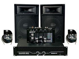 HQ Power VDSPROM9 zestaw karaoke