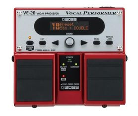 Boss VE-20 - harmonizer