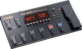 BOSS GT100 v2 multiefekt gitarowy