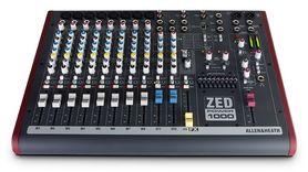 Allen&Heath ZED P1000 powermikser 2x500W