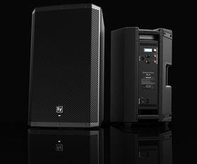 Electro-Voice 2x ZLX 15P 2x ELX 118P +4pokrowce+2sztyce