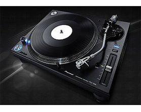 Pioneer DJ PLX-1000, gramofon