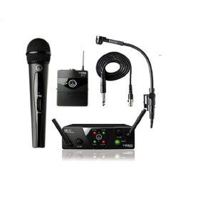 AKG WMS 40 MINI 2 DUAL VOCAL INSTRUM + C516ML