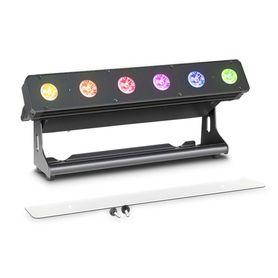CAMEO PIXBAR 500 PRO – PROFESJONALNA LISTWA LED 6 X 12 W RGBWA UV