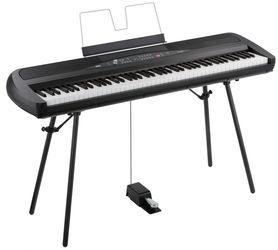 Korg SP 280 BK pianino cyfrowe