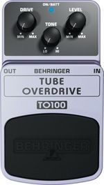 TUBE OVERDRIVE TO100