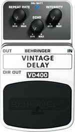 VINTAGE DELAY VD400 - efekt gitarowy