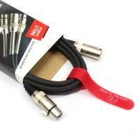 Kabel mikrofonowy Red's Music XLR 3P-XLR 3P 5.0m