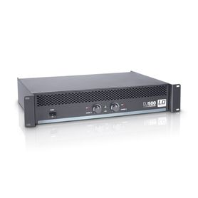 LD Systems DJ 500 - PA Power Amplifier 2 x 250 W 4 Ohms