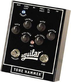Aguilar Tone Hammer efekt do gitary basowej