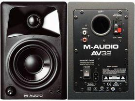M-audio AV32 monitory Para