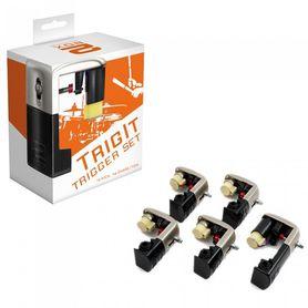 2BOX TrigIt kit [4x TrigIt Stereo, 1x TrigIt Kick]