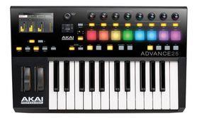 AKAI ADVANCE 25 - Klawiatura sterująca USB/MIDI