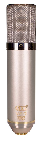 MXL V69M Heritage - Mikrofon lampowy