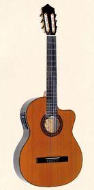 Luthier 2C CEQ CLA 201 Gitara elektro-klasyczna