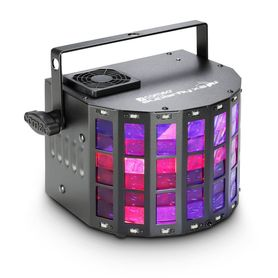 Cameo Light SUPERFLY XS - 2-in-1 Derby Effect and Strobe incl. IR-Remote efekt dyskotekowy LED