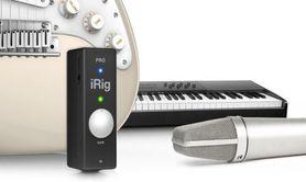 IK iRig PRO - Interfejs audio