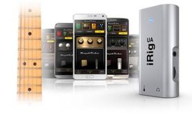 IK iRig UA - Interfejs Audio/ Procesor Android