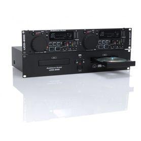 American Audio UCD200 MKII podwójny odtwarzacz CD/USB/MP3