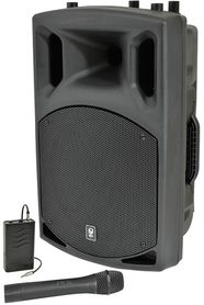 QTX QX15AV VHF, 15 mobilny zestaw naglosnieniowy