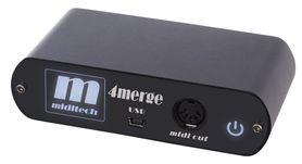 MIDI 4merge / USB