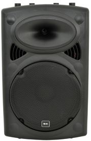 QTX QR12K active moulded speaker cabinet - 300Wmax
