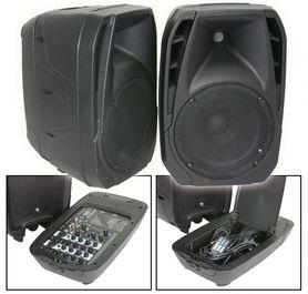 QTX DUET300 Compact PA System with Bluetooth®, mobilny zestaw nagłośnienia