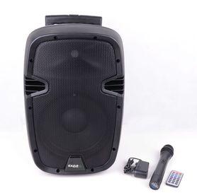 Mobilny zestaw nagłośnieniowy Ibiza HYBRID10VHF-BT