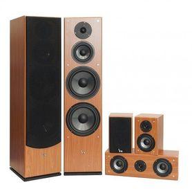 Zestaw Voice Kraft DIVIETO VK 6300 5.0 kolor CALVADOS lub CZARNY