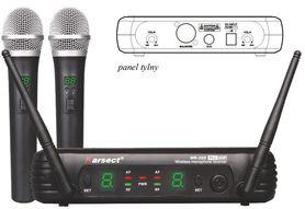 Mikrofonowy system bezprzewodowy WR-25D/HT-25