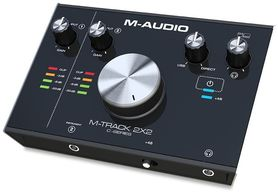 M-Track 2X2 interfejs audio USB