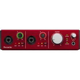 Focusrite Clarett 2 Pre interfejs Fire Wire