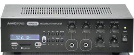Wzmacniacz radiowęzłowy 100V AMC MPA30F
