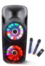 Kolumna mobilna LED Party Light&Sound PARTY-215LED MKII