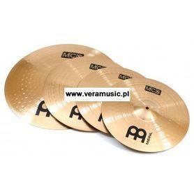 Meinl MCS 14HH,16CR,20R zestaw talerzy perkusyjnych