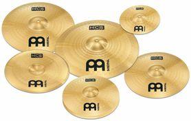 Meinl HCS SCS Super Cymbal Set 10S, 14HH, 16C, 18C, 16CH, 20R zestaw talerzy perkusyjnych