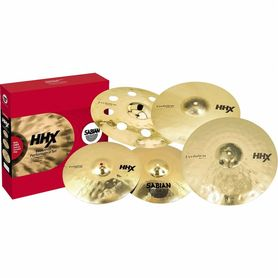 Sabian HHX Evolution Performance Set  15005 XE (B)
