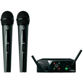 WMS-40 MINI 2 DUAL Vocal Set US45 A/C (660.700-662.300) - system bezprzewodowy