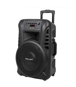 MIK0135 Kolumna aktywna (z 2 mikrofonami, SD, Bluetooth, USB) 12