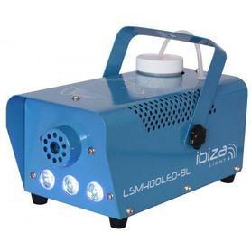 Wytwornica dymu z efektem LED LSM400LED-BLU Ibiza