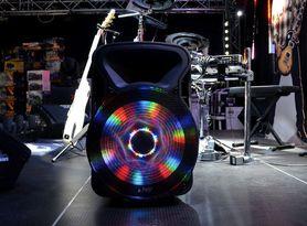 Kolumna mobilna Party Light&Sound PARTY-15LED