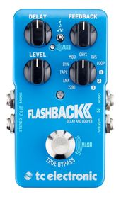 TC Electronic Flashback 2 Efekt typu delay MASH