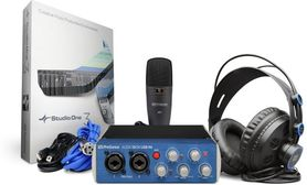 PreSonus AudioBox USB 96 Studio - Zestaw Nagr.