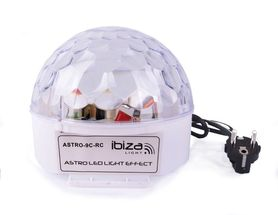 Półkula LED Ibiza ASTRO-9C-RC