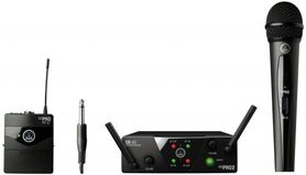 AKG WMS-40 MINI 2 DUAL Vocal / Instrument Set ISM2/3 (864.375-864.850)
