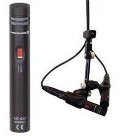 MC 930 Uniwersalny mikrofon pojemnościowy