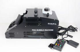 Wytwornica dymu i baniek 2w1 FOG-BUBBLE-MACHINE Ibiza