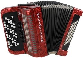 Weltmeister Romance 603 - akordeon guzikowy