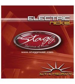 Stagg EL 1052 - struny do gitary elektrycznej